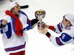 Сборная России стала победителем молодежного чемпионата мира