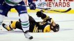 """Очередная """"слепая"""" атака в профессиональном хоккее"""
