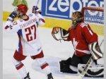 Сборная России по буллитам победила норвежцев в матче Европейского хоккейного вызова