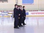 Российские хоккеисты провели перед чемпионатом мира фотосессию