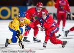 Сборная России по хоккею с мячом разгромила на ЧМ команду США