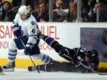 Российский хоккеист принес победу клубу НХЛ