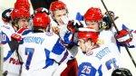 Хоккеисты юниорской сборной России начинают борьбу на чемпионате мира
