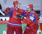Сборная России обыграла Норвегию на чемпионате мира по хоккею