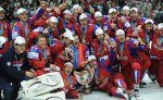 Массовое чествование сборной страны по хоккею пройдет в Москве под бдительным оком полиции