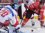 Молодежная сборная России по хоккею обыграла Канаду
