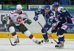 Минское «Динамо» обыграло «Ак Барс» в овертайме