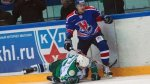 Новосибирская «Сибирь» проиграла «Салавату Юлаеву»