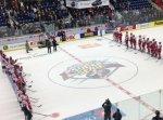Молодежная сборная России по хоккею выиграла у канадских сверстников