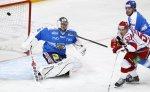 Хоккеисты сборной России с победы стартовали на шведском этапе Евротура