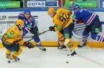 «Атлант» обыграл СКА в третьем матче Кубка Гагарина