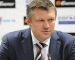 В.Буцаев официально утвержден главным тренером ЦСКА