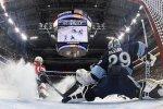 В матче НХЛ забросили пять шайб за 10 минут