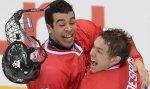 Хоккеисты сборной Канады выиграли юниорский чемпионат мира в Сочи