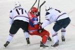 Американцы разгромили сборную России в 1/4 финала ЧМ со счетом 3:8