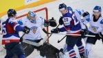 Сборная Финляндии победила словаков и вышла в 1/4 финала ЧМ по хоккею