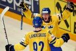 Сборная Швеции выиграла ЧМ по хоккею