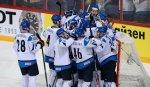 Финны обыграли чехов на старте Чешских хоккейных игр