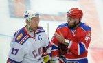 Илья Ковальчук не сыграет в первом домашнем матче петербургского СКА в чемпионате КХЛ