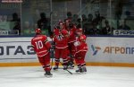 «Автомобилист» обыграл «Спартак» по буллитам со счетом 2:1 в матче КХЛ