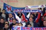 «Сибирь» выиграла на домашнем льду два матча подряд