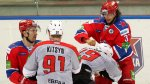 ЦСКА в овертайме дожал «Кузню»
