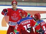 ЦСКА вырвал победу у «Салавата Юлаева» в матче КХЛ
