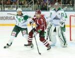 «Салават Юлаев» уверенно обыграл «Динамо» в Риге