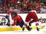 """Шайба Александра Овечкина не спасла """"Вашингтон"""" от поражения в матче НХЛ против """"Каролины"""""""