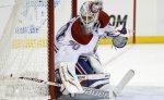 """Вратарь """"Монреаля"""" Петер Будай стал первой звездой дня в НХЛ"""