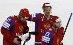 Стали известны сочетания звеньев сборной России по хоккею на тренировках перед Кубком Карьяла