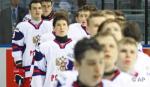 Юниорская сборная России по хоккею вышла в полуфинал Мирового кубка вызова