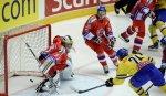 Шведы разгромили чехов на Кубке Карьяла со счетом 6:0