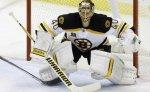"""Вратарь """"Бостона"""" Туукка Раск признан первой звездой игрового дня чемпионата НХЛ"""