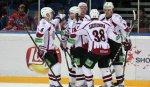 """Динамо"""" (Рига) одержало 7-ю победу в КХЛ кряду, одолев """"Автомобилист"""""""