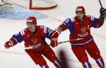 Хоккеисты сборной России победили команду провинции Онтарио в матче молодежной Суперсерии