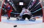 Молодежная сборная России победила команду хоккейной лиги Онтарио в матче Суперсерии