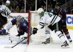 С.Варламов сдержал атаки капитана сборной России в НХЛ