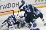 Хоккеисты «Югры» разгромили минское «Динамо» со счетом 6:0