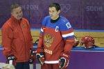 Дацюк гарантировал свое участие в первом матче Олимпиады