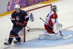 Хоккеисты сборной России проиграли по буллитам команде США во втором матче на Олимпиаде