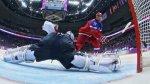 Сборная России по хоккею в серии буллитов вырвала победу у сборной Словакии