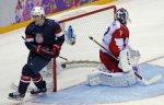 Комиссар НХЛ Беттмэн: шайбу в ворота сборной США в матче с россиянами отменил видеосудья