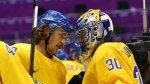 Шведы стали первыми полуфиналистами Олимпиады