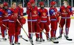 Женская сборная России опустилась на пятую строчку рейтинга Международной федерации хоккея