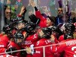 Женская сборная Швейцарии по хоккею стала бронзовым призером Сочи