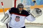 Американцы выбрали вратаря на полуфинал Олимпиады с Канадой