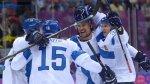 Финские хоккеисты разгромили команду США в матче за бронзу ОИ в Сочи
