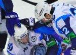 Хоккеисты минского «Динамо» проиграли «Словану»