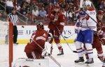 """Два очка Маркова не спасли """"Монреаль"""" от поражения в матче чемпионата НХЛ с """"Финиксом"""""""